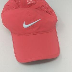 Pink Nike Hat NWOT 1E